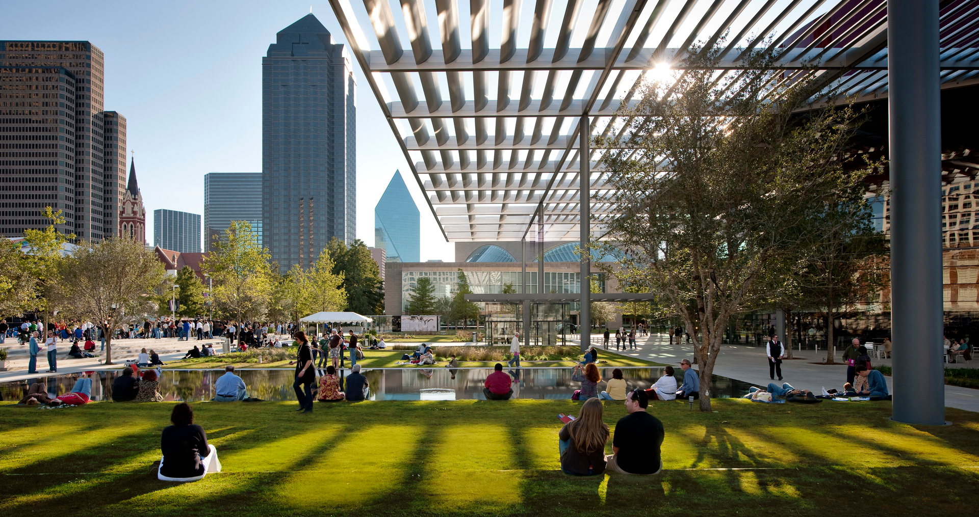 Dallas Arts District