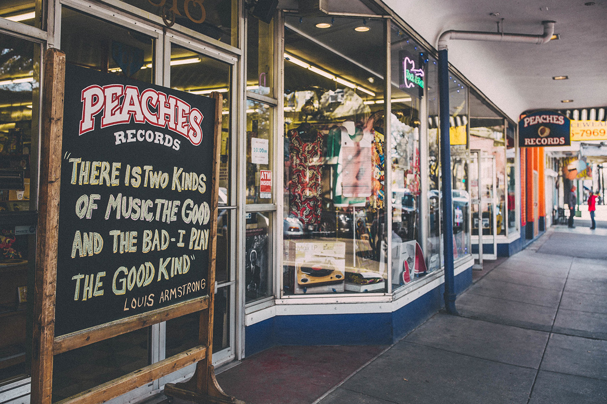 Record stores in San Francisco - Virgin Hotels